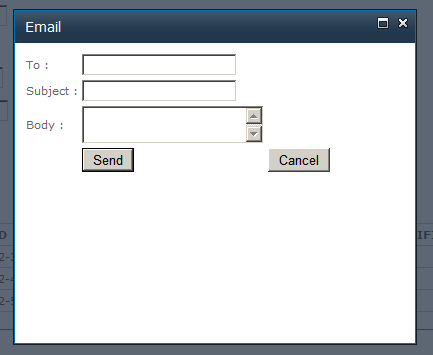 SharePoint 2010: SharePoint 2010 Create and Close Modal Dialog